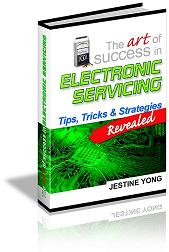 electronic repair   book